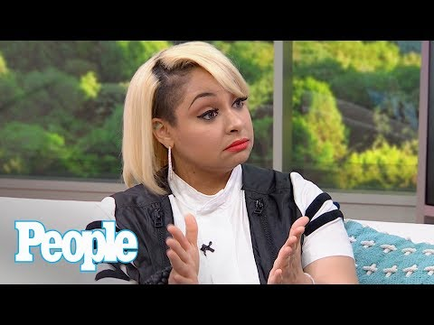 Raven-Symoné Opens Up About 'The View', Bill Cosby Allegations & Her Love Life   People NOW   People