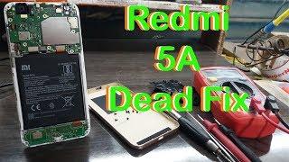 Xiaomi Redmi 5A Charging Ways Jumper Solution    Charging