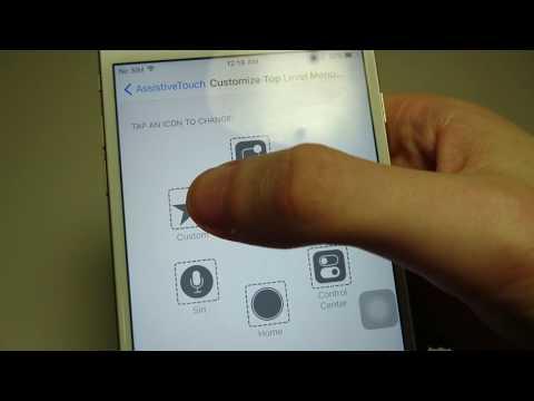 iPhone 7 How to Screenshot TWO Methods iOS 10