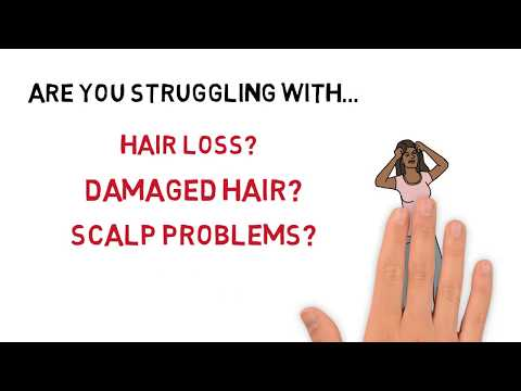 Are You Struggling With Hair Loss, Damaged Hair, Or Scalp Problems? Get Help For Natural Hair
