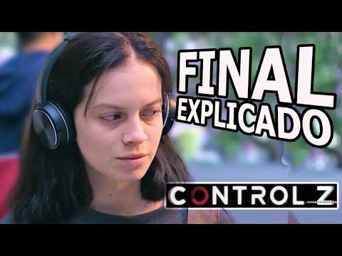 CONTROL Z Final Explicado y Temporada 2