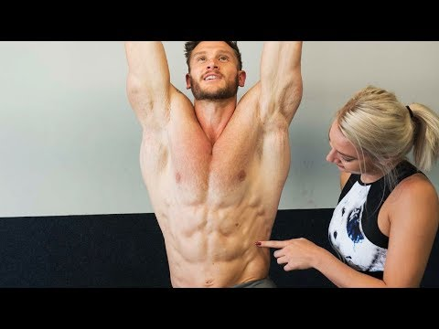 How To Slim Your Waist - The Truth About Obliques & Six Pack Abs