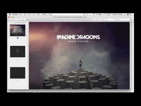 How To Convert A PDF To JPEG On Mac