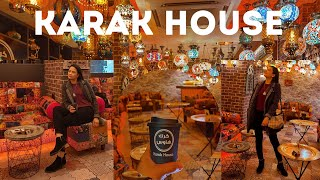 I Got Lost And Found This Indian, Moroccan \u0026 Arabic Fusion Cafe | Karak House