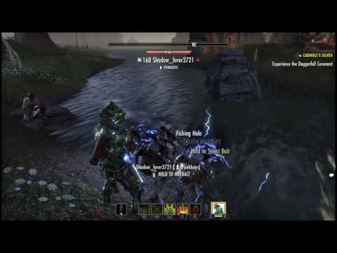 Ps4 Elder Scrolls Online - Actual farming bots!