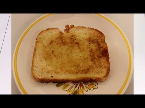 How to Make Yummy Toast Without Butter or Margarine
