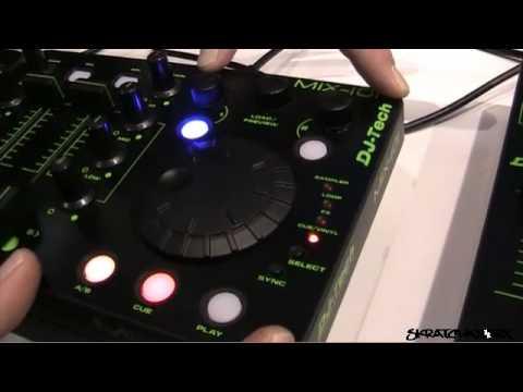NAMM 2010: DJ Tech modular MIDI units