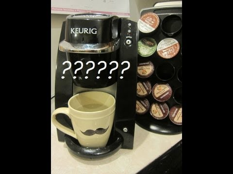 (Non Beauty) How to use the Keurig Mini Personal Single-serve Brewer- Model B30?
