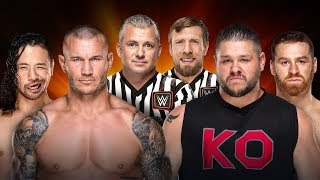 #SDLIVE WWE Daniel Bryan Second Special Guest Referee WWE Clash of Champions Main Event smackdown