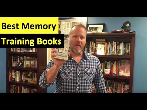 Memory Training Books   Best Memory Improvement Books