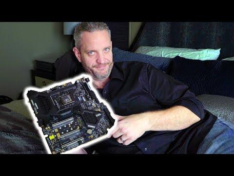 EVGA Z390 Dark... The future of overclocking motherboards??