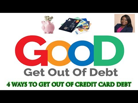 How To Get Out Of Debt With Low Income - Part 1