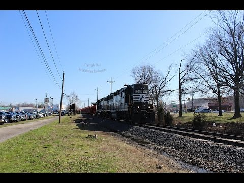 South Jersey Railfanning March 2016