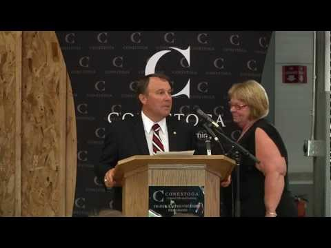 Conestoga College Trades & Apprenticeship Awards 2012
