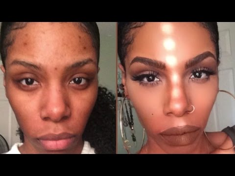 Flawless Face Makeup Tutorial Full Coverage Great For Photos