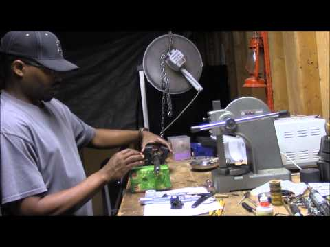 AR build process 1