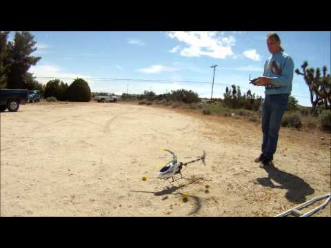 Beginner RC Helicopter  Training