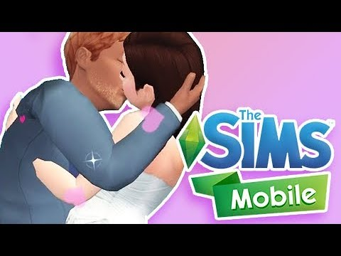 THE SIMS MOBILE TUTORIAL | HOW TO GET MARRIED!