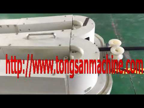 PE high speed single wall corrugated pipe machine (shisha pipe making machine)