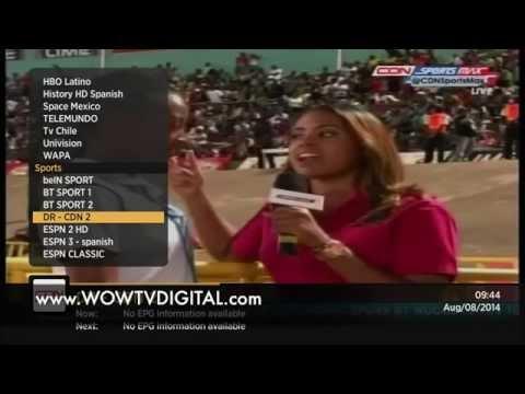 NEW WOWTV ROKU DEMO - VOD - LIVE TV - KID CHANNELS - SPORTS - MOVIES
