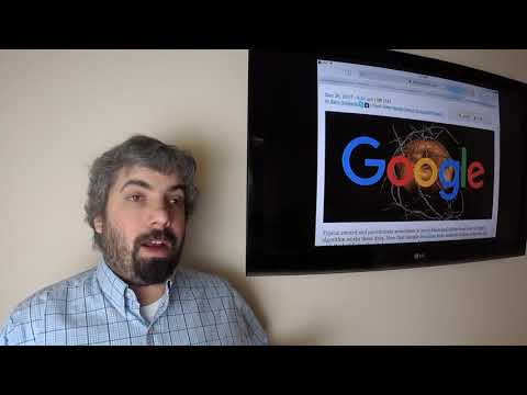 Google Spam Update, SEO Tips, AdWords Tests & Christmas Workers
