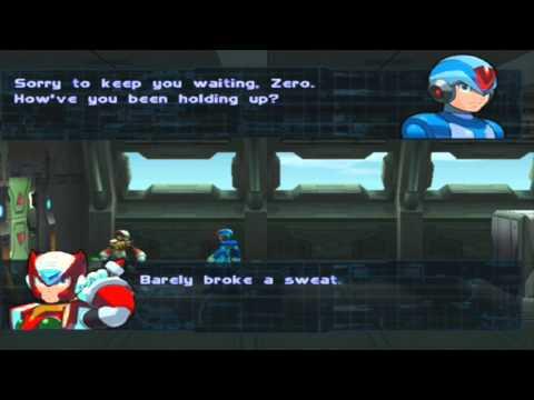 Megaman X8 - Noah's Park [Walkthrough 100%] Part 1