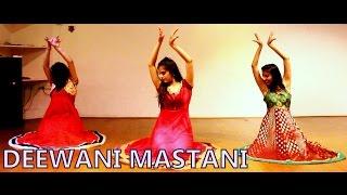 Deewani Mastani | Dance Video | Bajirao Mastani | Choreography by Shetty