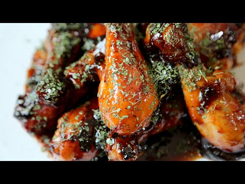 Spicy BBQ Chicken | Easy Barbecue Chicken Recipe | Nick Saraf's Foodlog