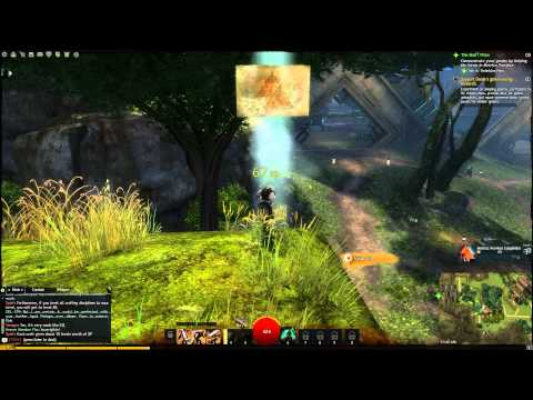 Guild Wars 2 - The Fastest Way To Level Up