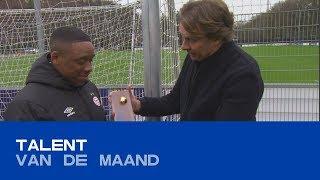 Download TALENT VAN DE MAAND | Steven Bergwijn Video