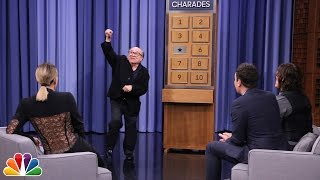 Charades With Danny Devito Khloe Kardashian And Norman Reedus