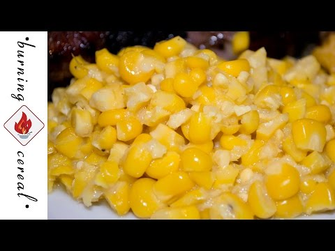 Skillet Creamed Corn - RECIPE