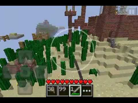 Minecraft PE Lets play Episode 9 - The spirit of Christmas