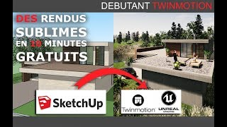 SKETCHUP FOR TWINMOTION 2019 - Vidly xyz