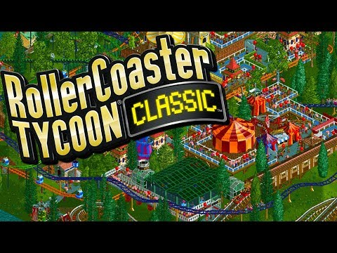 NEW Roller Coaster Tycoon Classic! -
