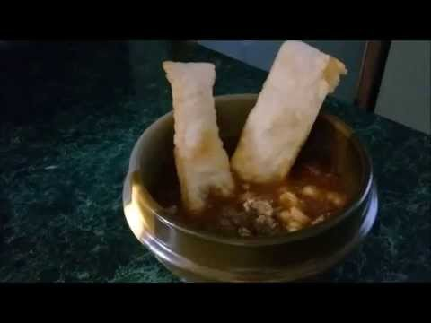 Native American Appreciation Month 2015 Day 06: Hominy Soup and Cherokee Frybread (w/special guest)