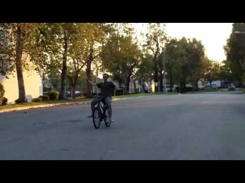 Amazing Bike Skill