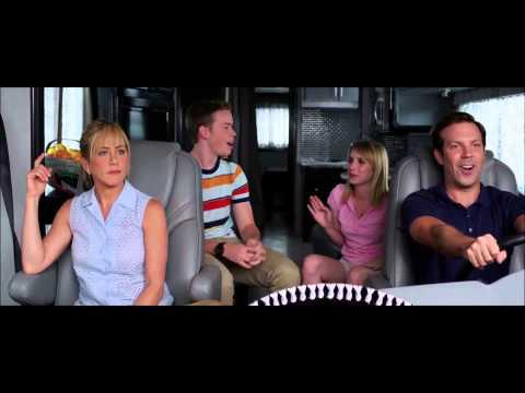 We're The Millers - Gag Reel Clip