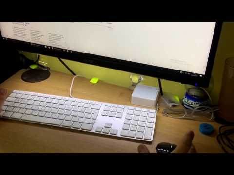 How to Print Screen on a PC with a Mac keyboard