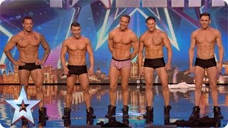 Why hello boys! Feeling a bit hot under the collar are we? | Britain