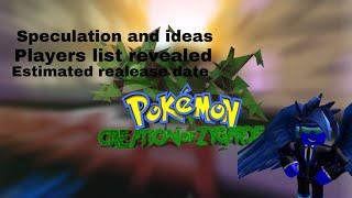 NEW ROBLOX POKÉMON GAME! Pokémon: Creation Of Zygarde