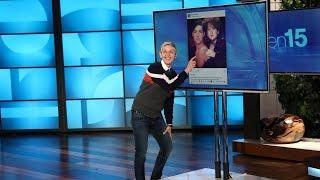 Ellen Finds an Audience Member