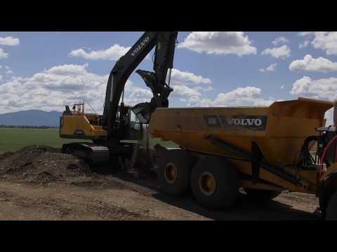 Heavy Equipment Operator School - Idaho Transportation Department