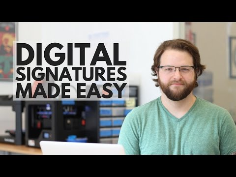 Create a Digital Signature Easily with Preview on a Mac