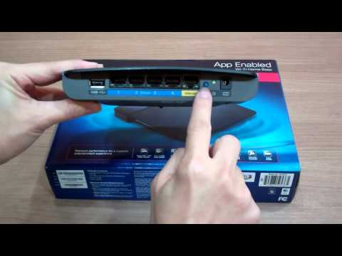 Linksys EA3500 Smart WiFi Router Dual Band N750  with Gigabit and USB