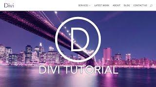 How To Make A WordPress Website 2017 | Divi Tutorial