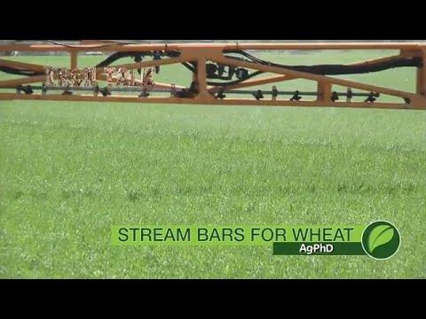 Iron Talk #1047 Stream Bars In Wheat (Air Date 4-29-18)