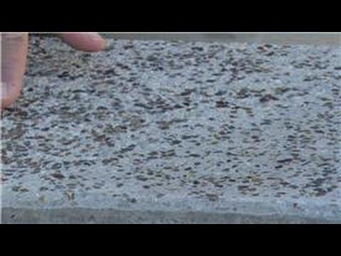 Concrete & Masonry : Types of Concrete Floor Finishes