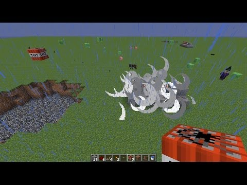 How to make a TNT cannon in minecraft PS3/XBOX360/PC