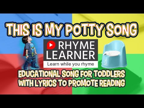 This is my potty song